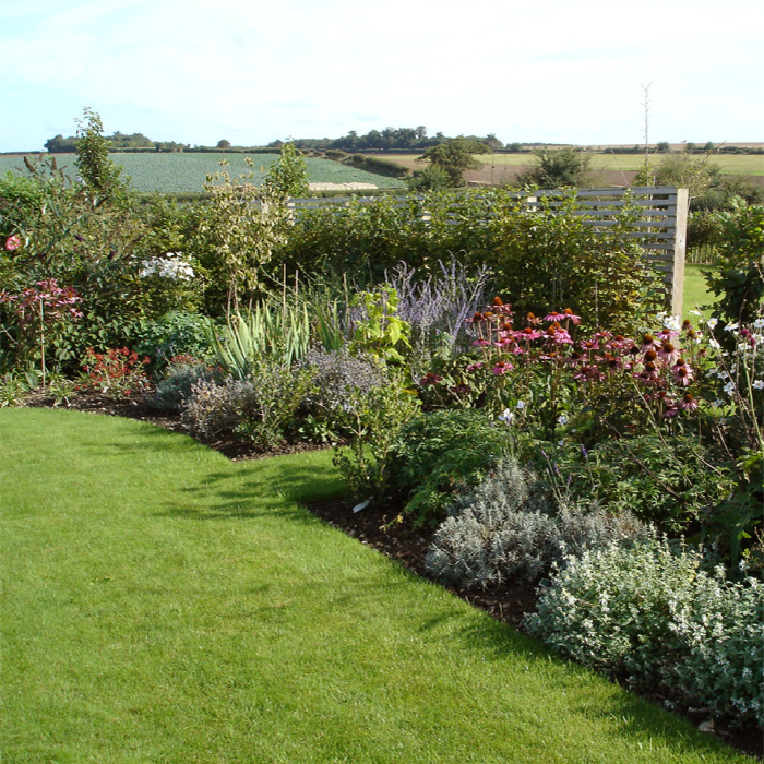 Period Cottage Garden Overview 02